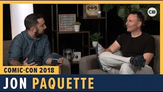 Download Jon Paquette - SDCC 2018 Exclusive Interview Video