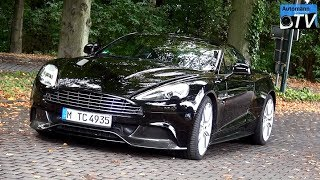 Download 2013 Aston Martin Vanquish (573hp) - DRIVE & SOUND (1080p) Video