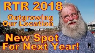 Download Outgrowing Location for RTR 2018: New Spot for 2019 Video