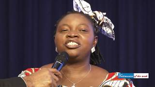 Download AWESOME TESTIMONIES FROM THE GLORY DOME Video