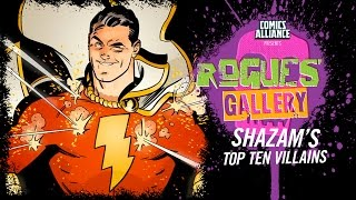 Download 10 Greatest Shazam Villains - Rogues' Gallery Video