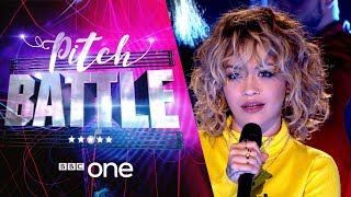 Download Rita Ora performs 'Your Song' - Pitch Battle: Live Final | BBC One Video
