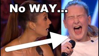 Download No WAY! 10 Y. O. Girl SHOCKS EVERYONE! Video