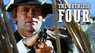 Download The Ruthless Four | WESTERN | HD | Full Length | Klaus Kinski | Spaghetti Western | Full Movie Video