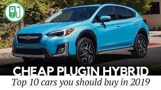Download 10 Cheapest Plug-In Hybrid Cars to Buy in 2019 (Battery Range and Pricing) Video