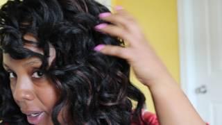 Download CROCHET HAIR TUTORIAL!!! Kima Hair Video