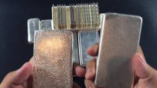 Download Silver Bar types a beginners breakdown Video