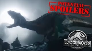 Download *Spoilers* How Indoraptor Dies?!? - Jurassic World 2 Anaylsis Video