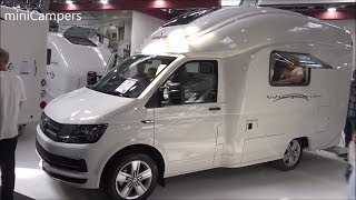 Download Small Camper - Volkswagen WINGAMM 2018 Video