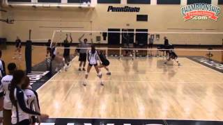 """Download Learn Russ Rose's """"15 Point Game"""" Drill! - Volleyball 2015 #20 Video"""