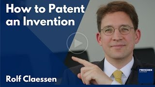 Download How to Patent an Invention Video