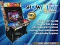 Download © Arcade Cabinet Machine - Showcase Hyperspin Style Sit Down 2017 Build Video