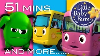 Download Nursery Rhymes Collection | Volume 4 | 51 Minutes Compilation from LittleBabyBum! Video