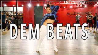 Download TODRICK HALL - DEM BEATS | CHOREOGRAPHY BY BLAKE MCGRATH Video