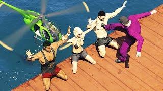 Download TOP 100 BEST GTA 5 FAILS EVER! #2 (GTA V Funny / Crazy Life Moments Compilation) Video