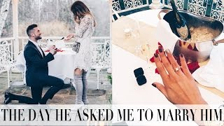 Download THE DAY WE GOT ENGAGED | THE UNSEEN VLOG | Lydia Elise Millen | THE BRIDAL EDIT Video