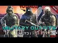 Download *NEW* TOP 3 MILITARY OUTFITS | DOOMSDAY HEIST 1.42 | GTA Online | NOT MODDED Video
