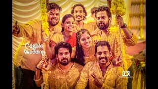 Download a CASTLE WEDDING film Neenu Haldi ceremony Video