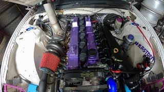 Download 2JZ Wake up #KRSTDRFT drift lifestyle vlog #244 Video