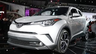 Download 2018 Toyota C-HR - 2016 LA Auto Show Video