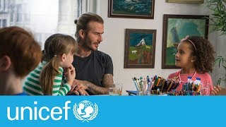 Download #KidsTakeover with David Beckham | UNICEF Video