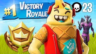 Download Winning in Solos!! // Pro Fortnite Player // 1900 Wins (Fortnite Battle Royale Gameplay) Video