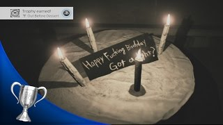 Download Resident Evil 7 - Happy Birthday Puzzle Solution + Out Before Dessert Trophy/ Achievement Video