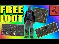 Download FREE LOOT from ABANDONED BASES! - Lucky Airdrop ( Rust Eco Raids & Rust PvP ) Video