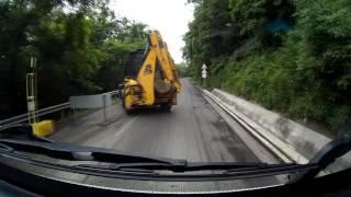 Download Ózd - 25-ös főút, szerpentin, köd, öröm... Video