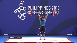 Download RELIVE: Hidilyn Diaz's gold-medal winning performance | 2019 SEA Games Video