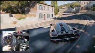Download Forza Horizon 2 PlayThrough Pt2 Drifting - Koenigsegg Agera w/Wheel Cam | SLAPTrain Video