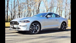 Download 2018 Ford Mustang 10 Speed Auto EcoBoost Complete Review Video