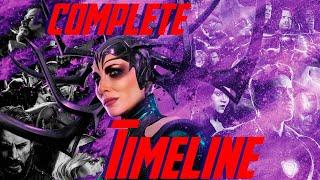 Download Marvel Cinematic Universe Chronological Timeline ✗ (v3.0) Video