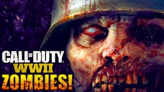 Download Call of Duty: WORLD WAR 2 - ″ZOMBIES″ FIRST LOOK! Video