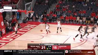 Download Women's Basketball: Highlights | A&M 68, Houston 52 Video