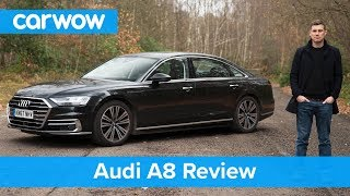 Download Audi A8 2019 in-depth review | carwow Reviews Video