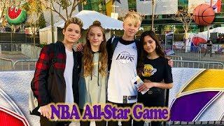Download NBA Allstar Weekend with Nike! | VLOG Day #52 || Jayden Bartels Video