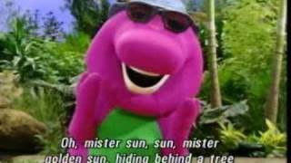Download Barney Mister Sun Song [Best Original HQ] Video