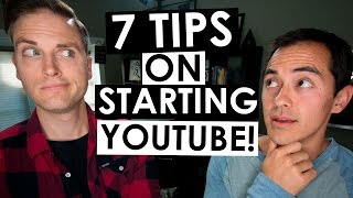 Download How to Start a YouTube Channel — 7 Tips for Beginners Video