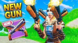 Download *NEW* DOUBLE BARREL SHOTGUN IS BROKEN.. | Fortnite Funny and Best Moments Ep.194 (Fortnite Royale) Video