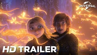 Download Como entrenar a tu Dragón 3 | Tráiler 1 DUB | 2018 (Universal Pictures) HD Video