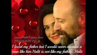 Download Halit Ergenc-Berguzar Korel... Melting !!! What they have said for each other in interviews !!!! Video