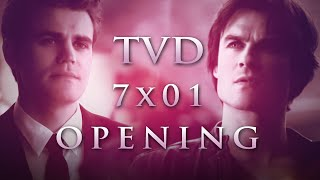 Download The Vampire Diaries Season 7 Episode 1 Opening Video