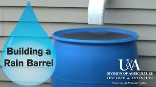 Download How to Build A Rain Barrel to Protect Water Quality Video