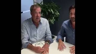 Download Jeremy Clarkson and Richard Hammond on The Grand Tour, Johannesburg Video