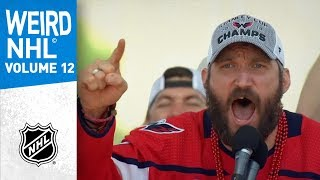 Download Weird NHL Vol. 12: Best of the Conference and Stanley Cup Final Video
