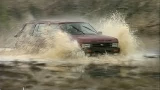 Download MotorWeek | Retro Review: '91 Off Road SUV Comparo Video