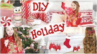 Download DIY Holiday Room Decor, Sweater, & Gifts!   Meredith Foster Video