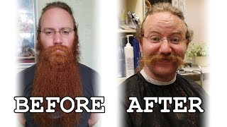 Download SHAVING MY BEARD AFTER 911 DAYS. MY WIFE'S REACTION. Video