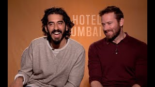 Download HOTEL MUMBAI Interview with Dev Patel and Armie Hammer Video